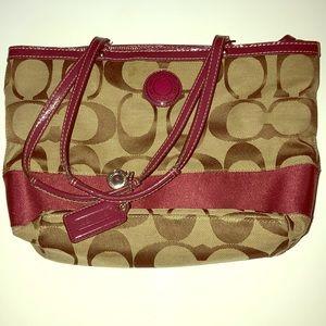 COACH Authentic purse 👜